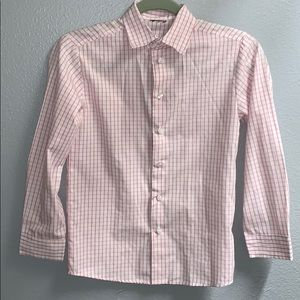 Kenneth Cole Boy Shirt Size 10/12. No clothes tag.